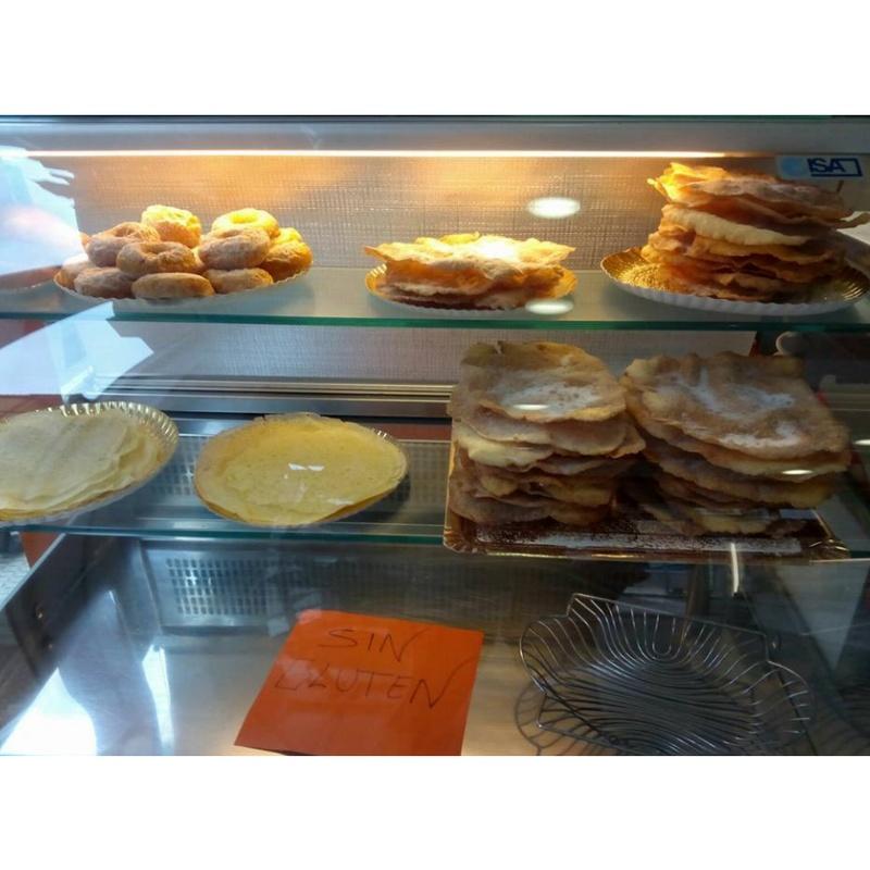 Productos salados para alérgicos e intolerantes: Productos y Servicios de Pastelería Santy