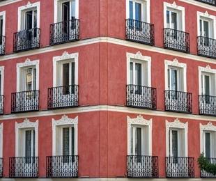 La belleza de un edificio antiguo con la comodidad del presente