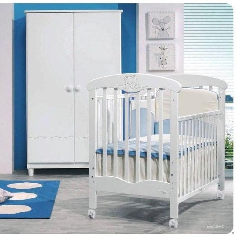 CUNA LITTLE TRAMA: Catálogo de Leiva Bebé