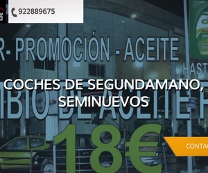 Galería de Concesionario de coches en Los Realejos | VAYA COCHES SL