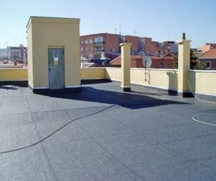 Impermeabilización y rehabilitación de cubiertas