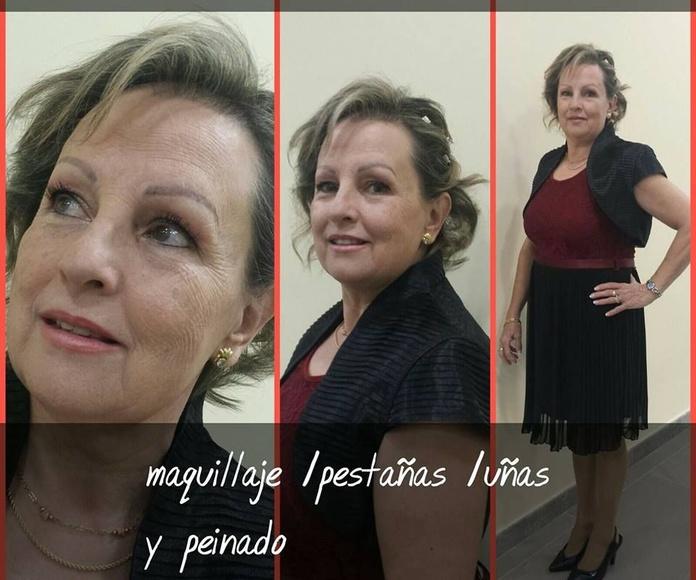 Servicio especial novias y fiesta: Tratamientos y Servicios de Sonia Vita New Concept