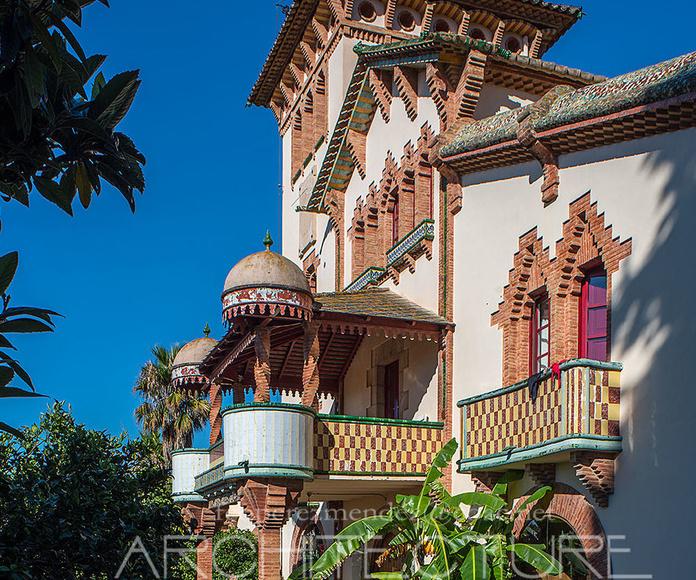 Villa Xoriguera  Masia Clos la Plana   www.architectsitges.com: Proyectos  architectsitges.com de FPM Arquitectura