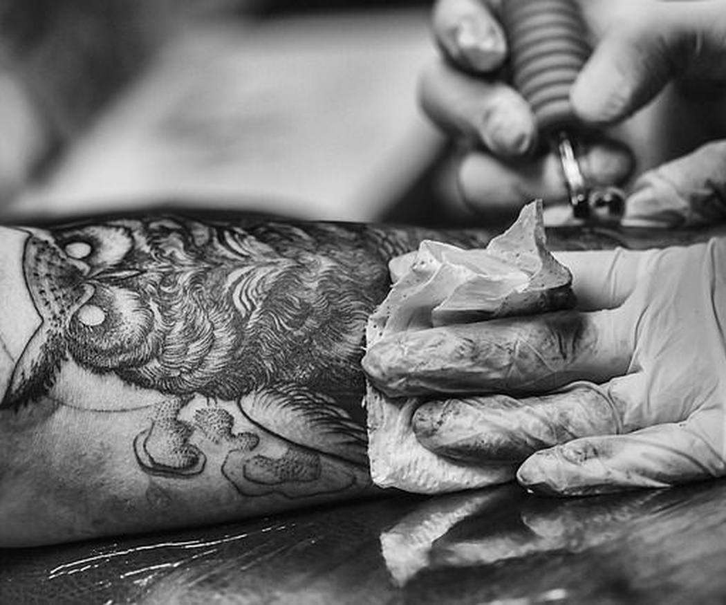 Conoce el mundo del Black and Grey Tattoo