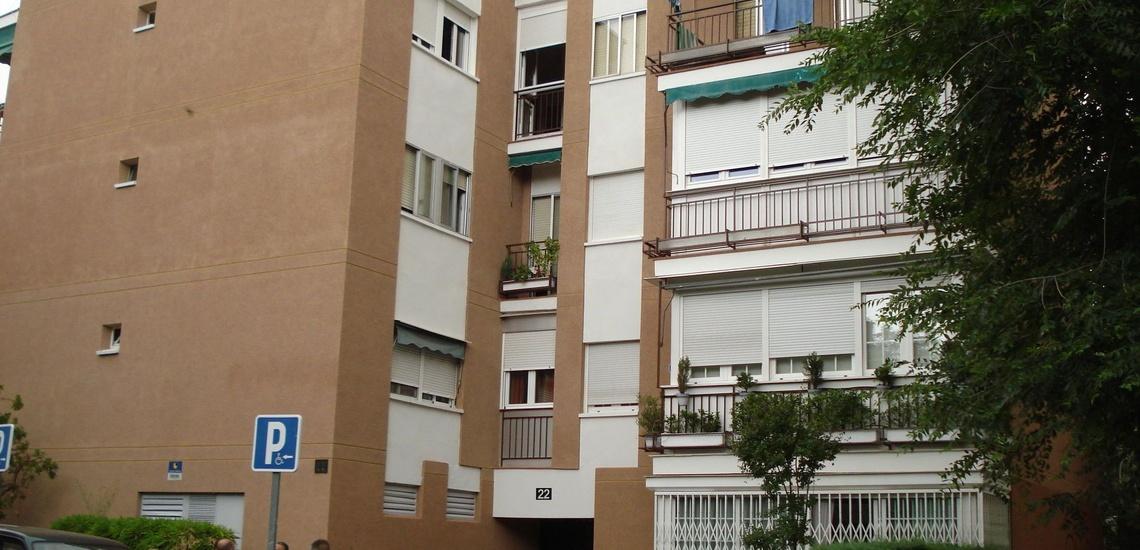 Rehabilitación y reparación de fachadas de edificios en Alcorcón