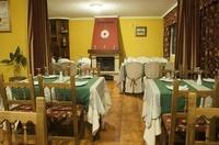El Restaurante: Servicios Hotel Cabio de Hotel Cabio