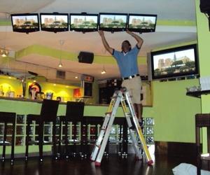 Instalación De Monitores en Linea
