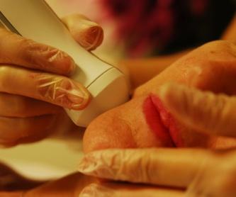 Tratamientos faciales: Tratamientos de Centro de Estética Maeve