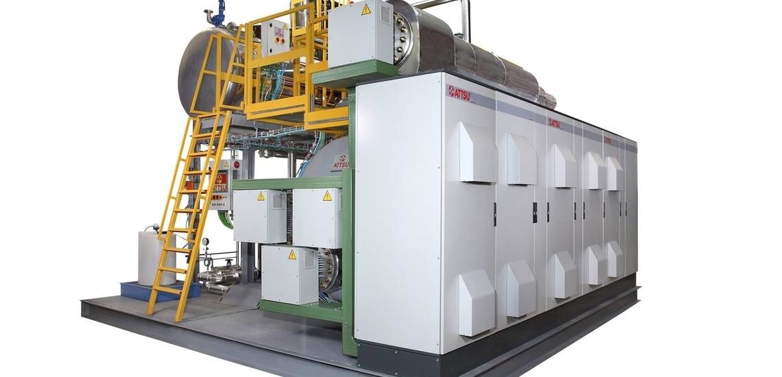 Calderas de vapor en Alicante eficientes