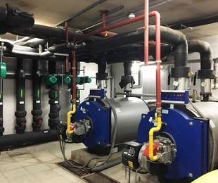 La importancia del mantenimiento en salas de calderas