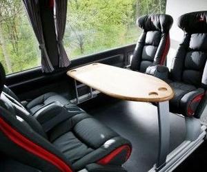 Servicio de autocares con todas las comodidades