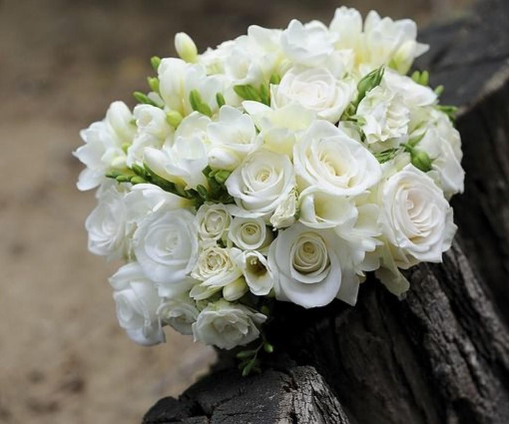 Diferentes estilos de ramos de novia