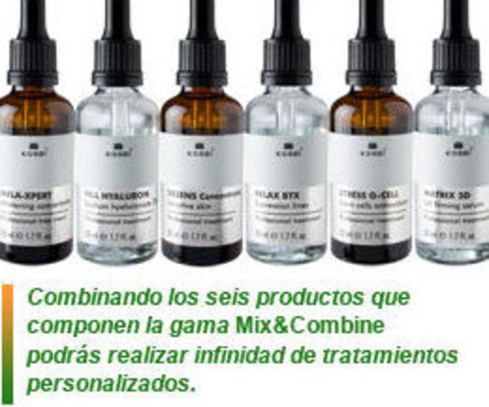 Tratamiento para la mejora del tono de piel: Tratamientos Personalizados de Belleza+Estética Tacoronte
