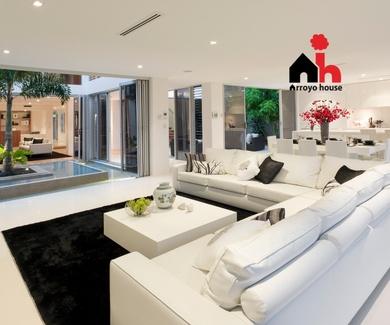 Gánale amplitud visual a tu casa.
