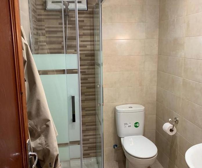Reforma de baño oferta