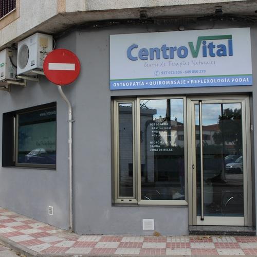Centro de osteopatía y Quiromasaje en Montehermoso