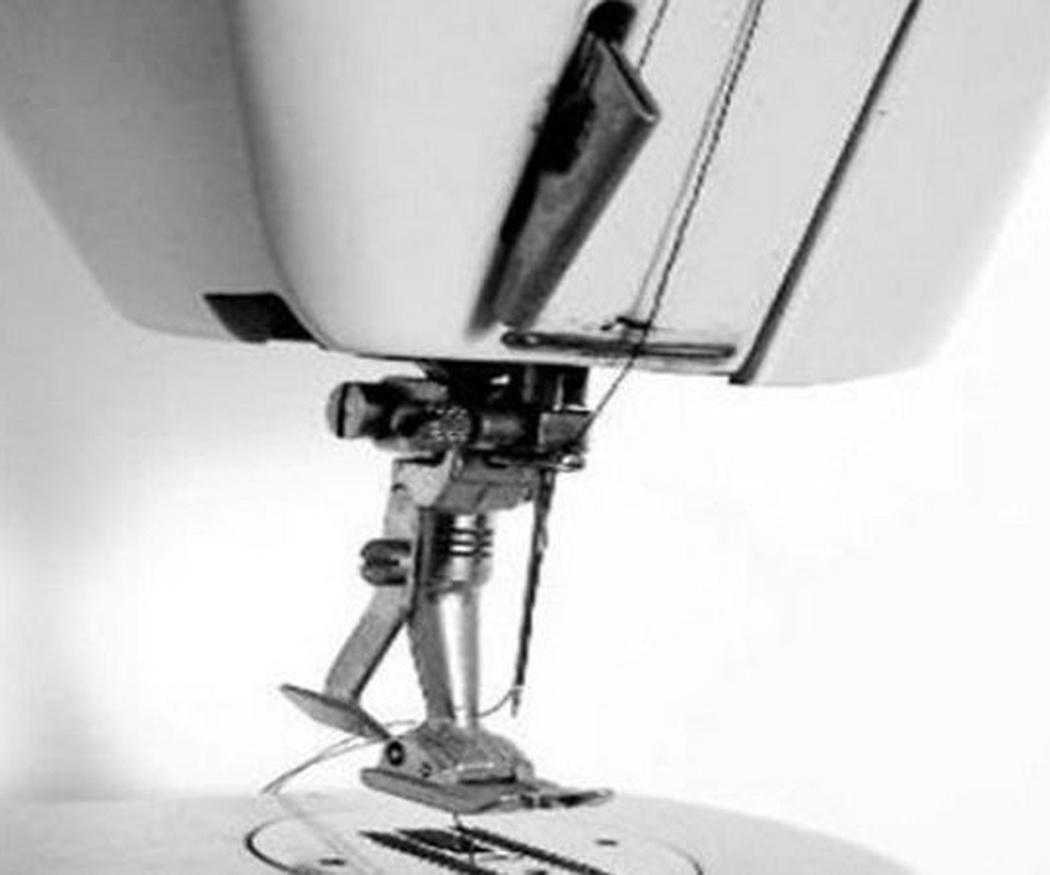 ¿Cuáles son las puntadas más utilizadas cuando se cose a máquina?