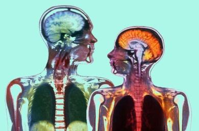 El cerebro de la mujer envejece más despacio que el del hombre