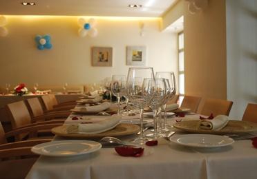 Bautizos y comuniones - Menú especial Nº 7 - 47€