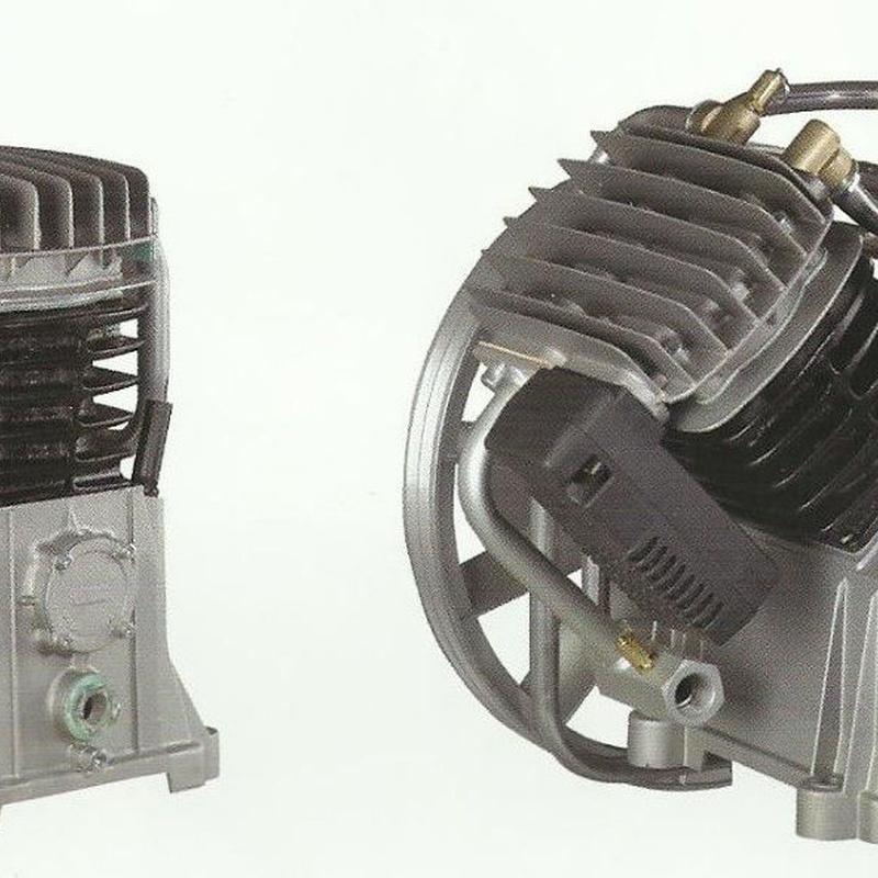 Cabezales compresores: Productos y servicios de Airfac