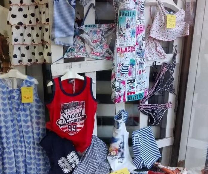 Ofertas ropa niño santa Eulalia Barcelona|Joan Lo