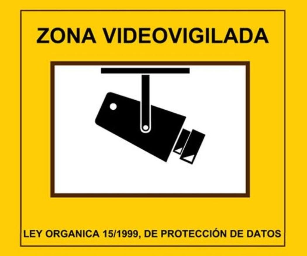 Normativa que regula las zonas videovigiladas
