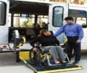 Acceso con silla