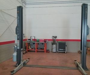 Taller mecánico especializado en neumáticos