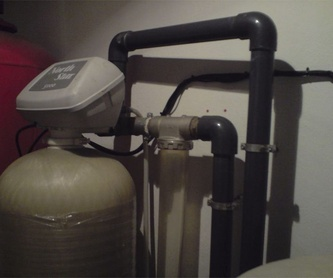 Instalación de suelo radiante: Servicios/Venta de equipos de Instalaciones Alba