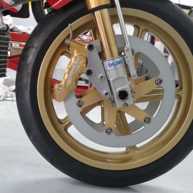 Neumáticos: Servicios de Isracing Motos