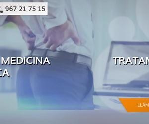 Tratamiento de artrosis en Albacete | Clínica Gualda