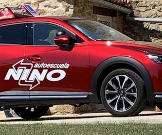 Permisos: Servicios de Autoescuela Nino