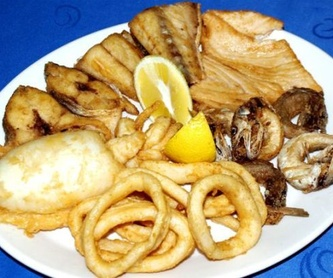 Arroces: especialidades de Bar Bolos