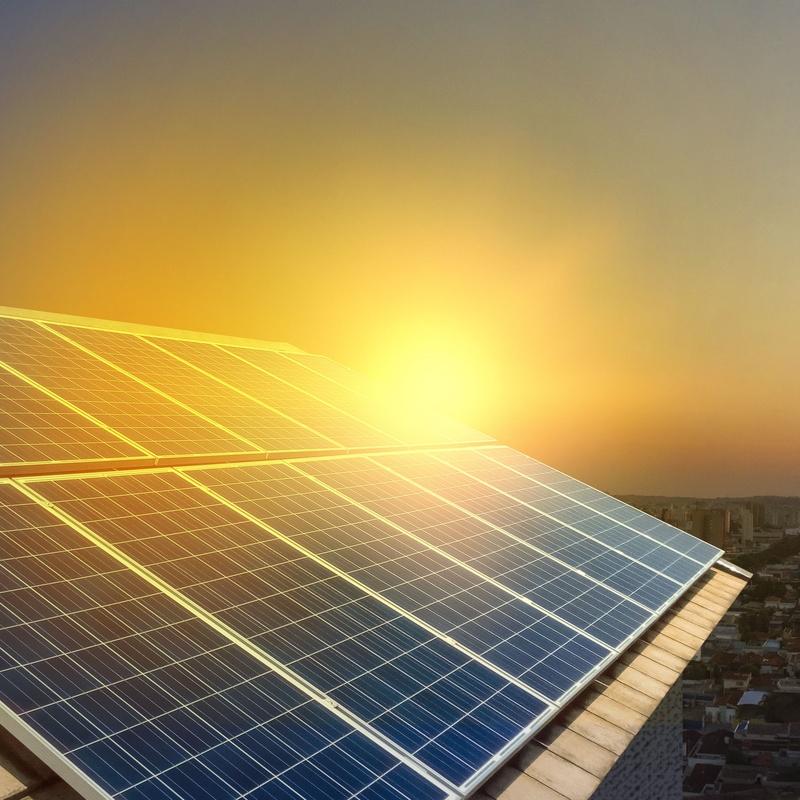 Placas solares: Servicios de Fontanería Rey