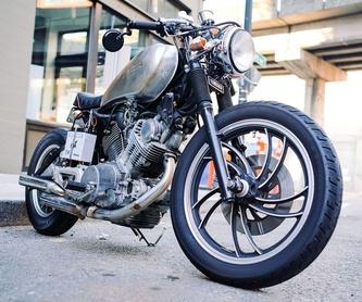 Tasamos tu moto: Catálogo de Barcelona Motos