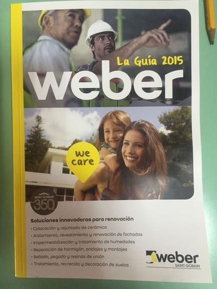 PRODUCTOS WEBER