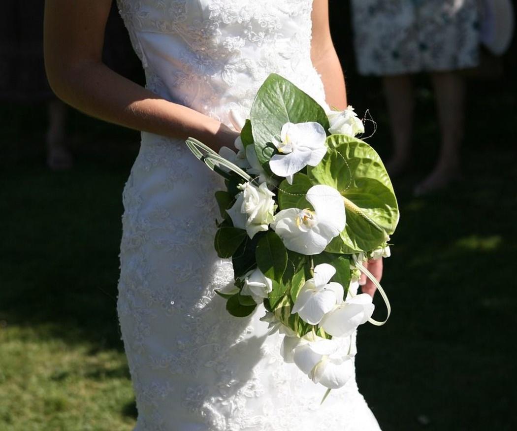 ¿Qué flores se suelen usar en las bodas?