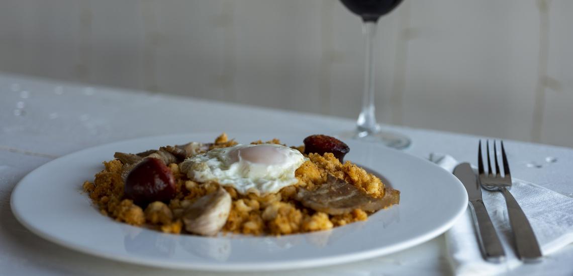 Restaurante con menús caseros en Córdoba
