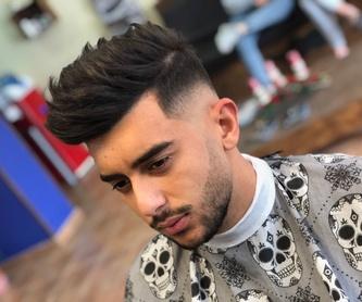 Tratamientos faciales: Servicios de Barber Shop Zona7