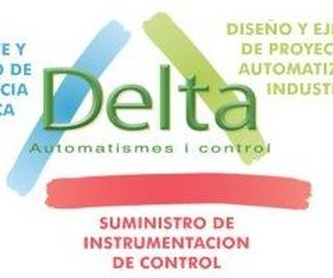 Válvulas: Servicios de Delta Automatisme i Control