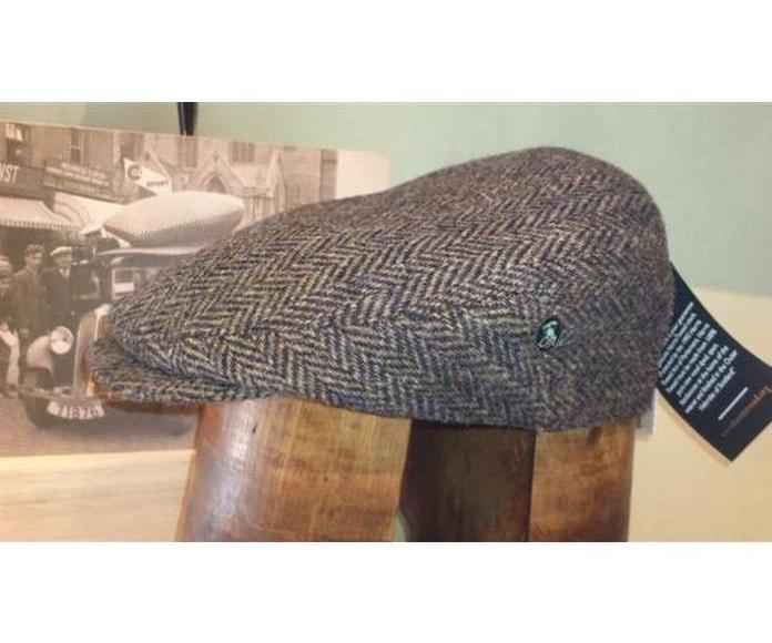 Gorra HarrisTweed: Catálogo de Sombrerería Citysport