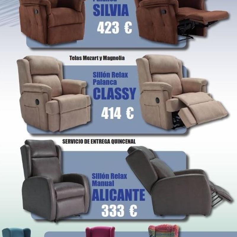 Promoción sofas: Productos  de MONSOFA