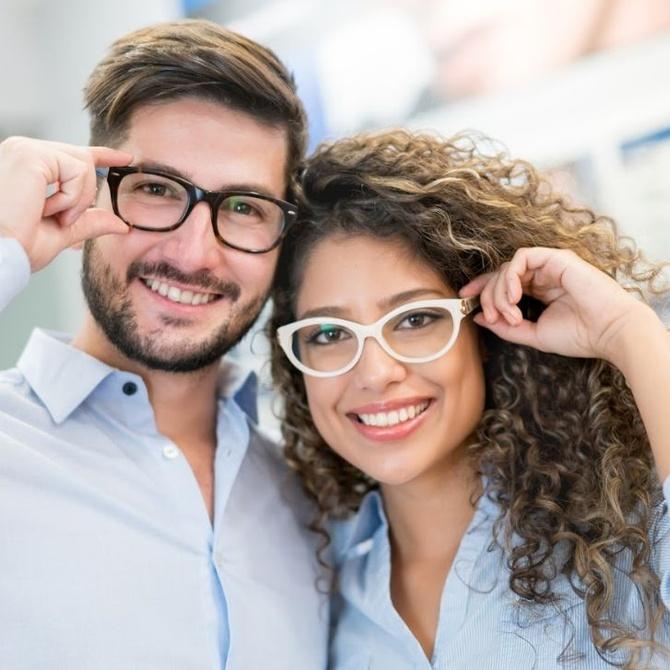 ¿Por qué gafas con cristales progresivos?