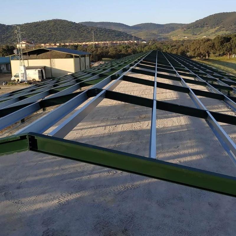 Nave en Villanueva del Rey (Córdoba): Servicios de Servicios Inoxidables Albacete