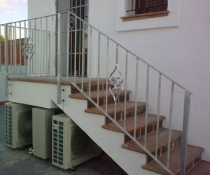 Barandilla para escalera