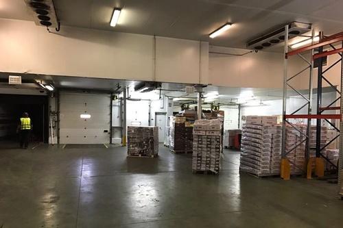 Empresa de almacenaje en cámaras frigoríficas
