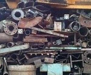 Reciclaje de hierro
