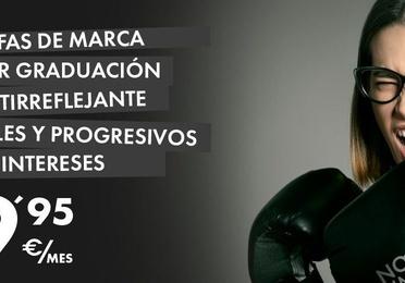 GAFAS DE MARCA POR 9,95 €/MES