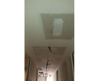 Fachadas SATE: Obras y servicios de Odeón Rehabilitaciones Integrales, S.L.