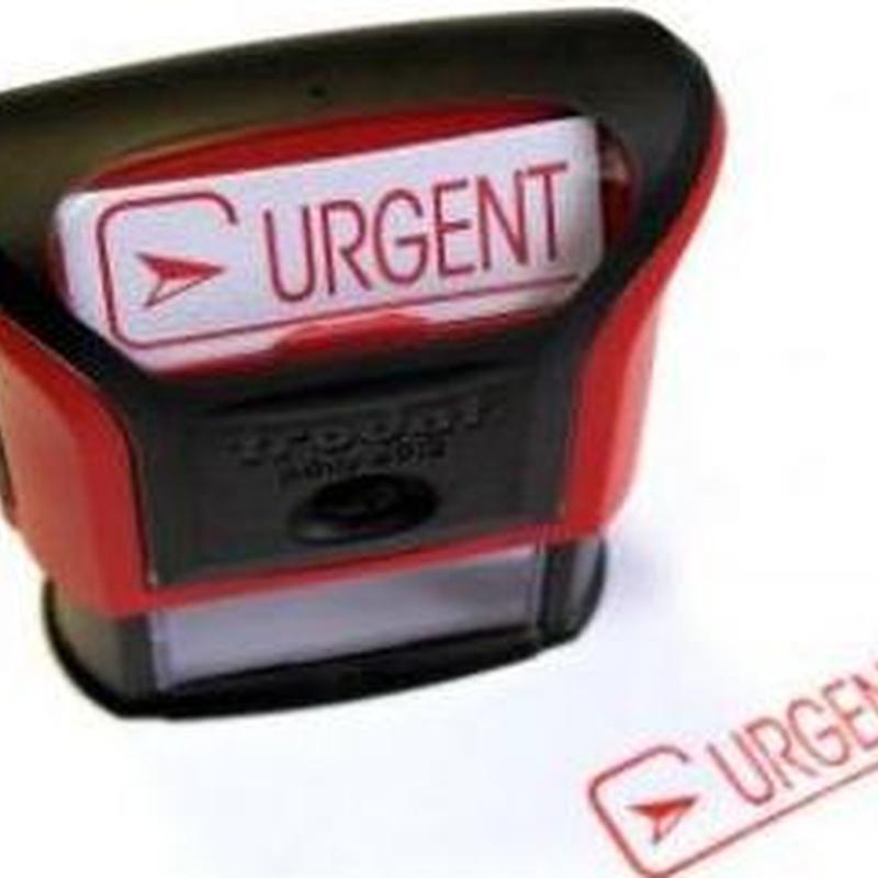 Mensajería urgente: Productos y servicios de Taxi Albert